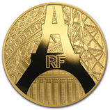 Monnaie de Paris Gold (Modern Commemorative Coins)